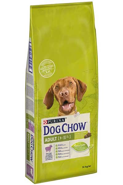 Dog Chow Kuzu Etli Yetişkin Köpek Maması 14kg