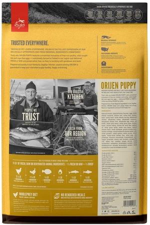 Orijen Puppy Tahılsız Yavru Köpek Maması 2kg - Thumbnail