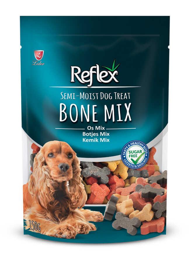 Reflex Yumuşak Kemikli Köpek Ödül Maması 150gr