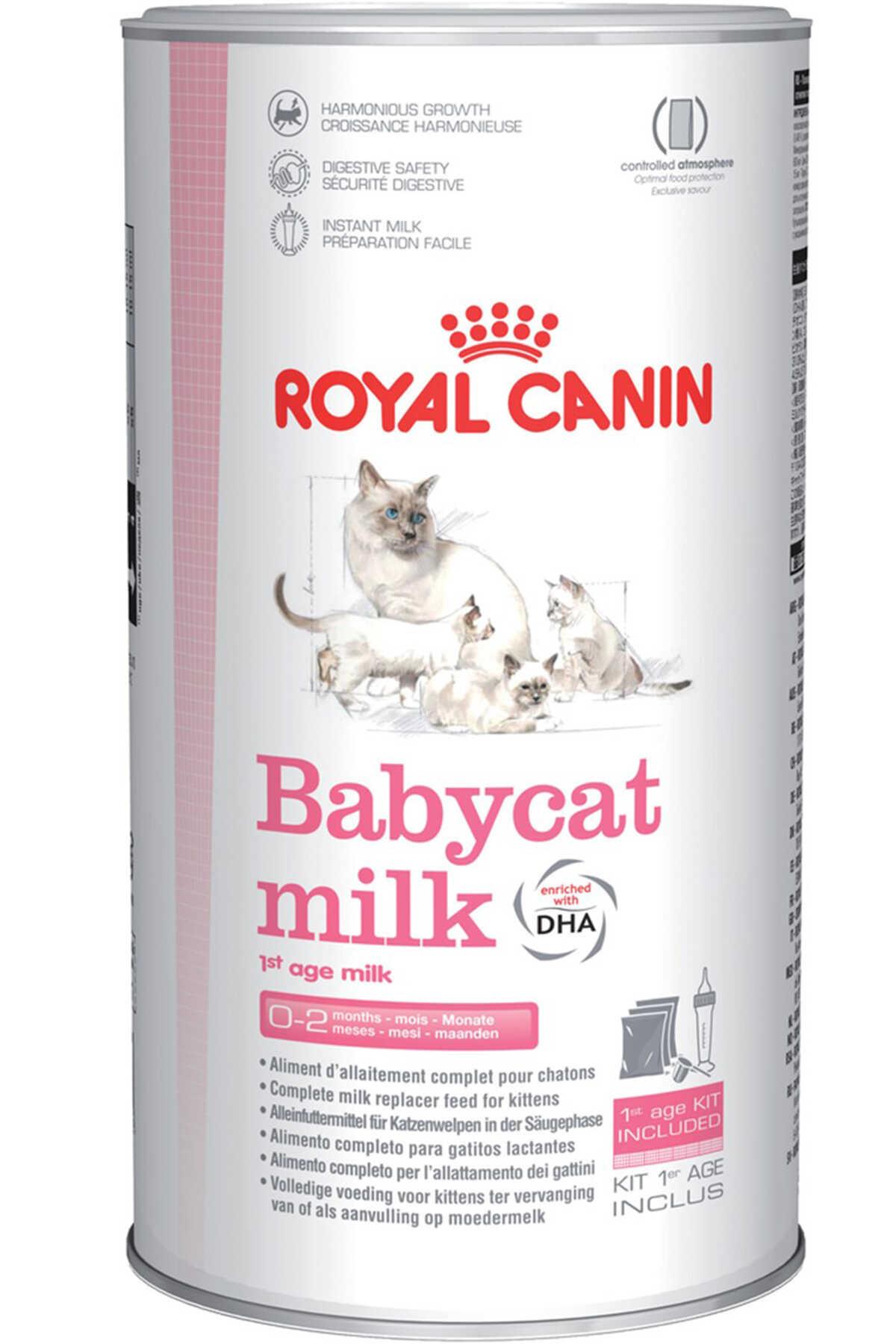 Royal Canin Babycat Milk Yavru Kedi Süt Tozu 300gr