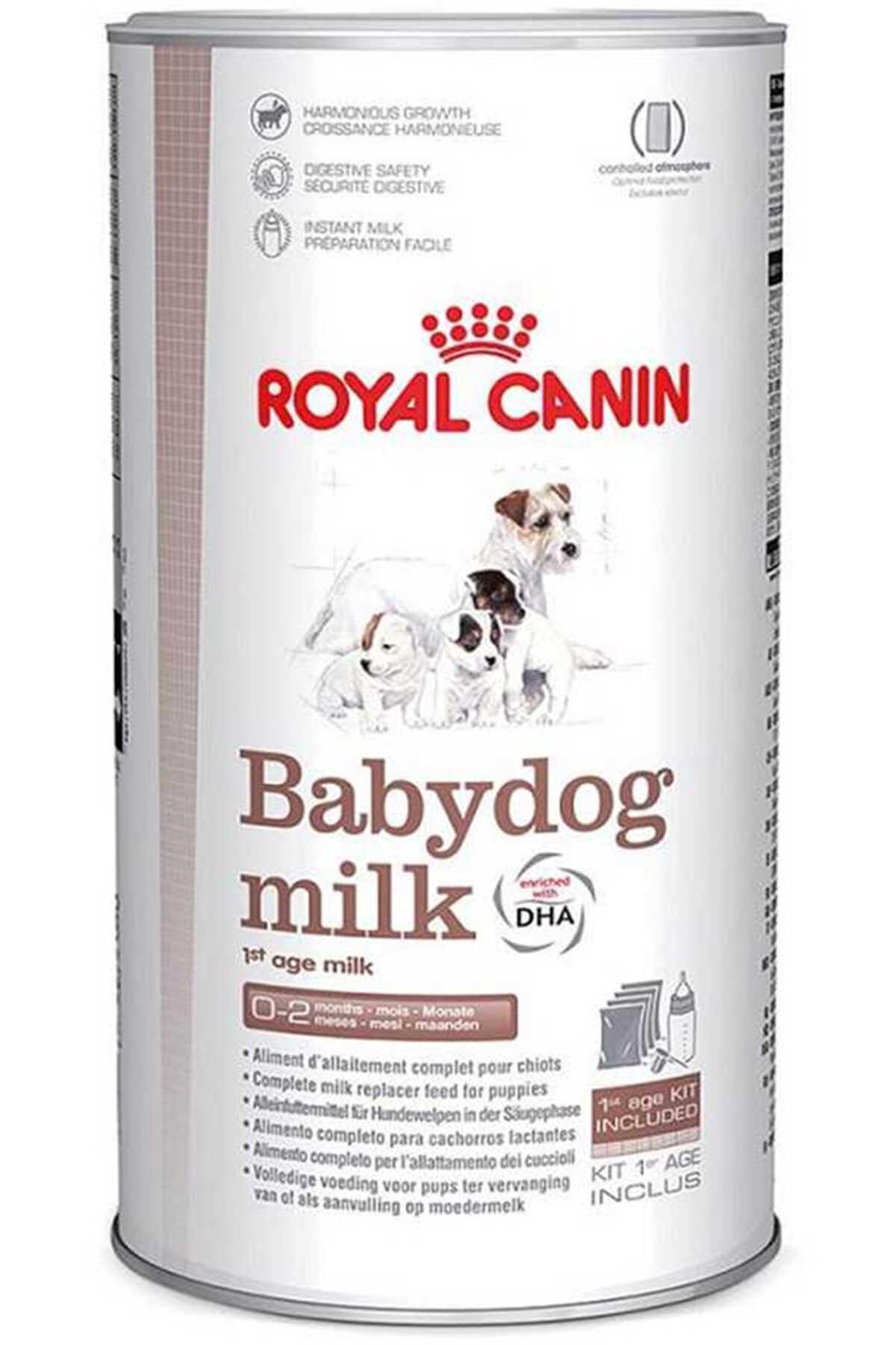 Royal Canin Babydog Milk Yavru Köpek Süt Tozu 400gr
