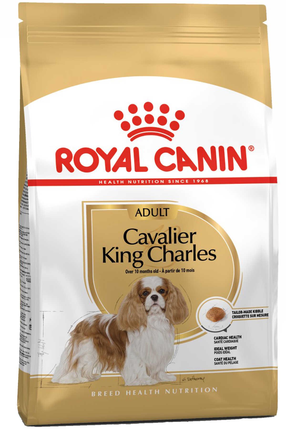 Royal Canin Cavalier King Charles Adult Yetişkin Köpek Maması 1,5kg