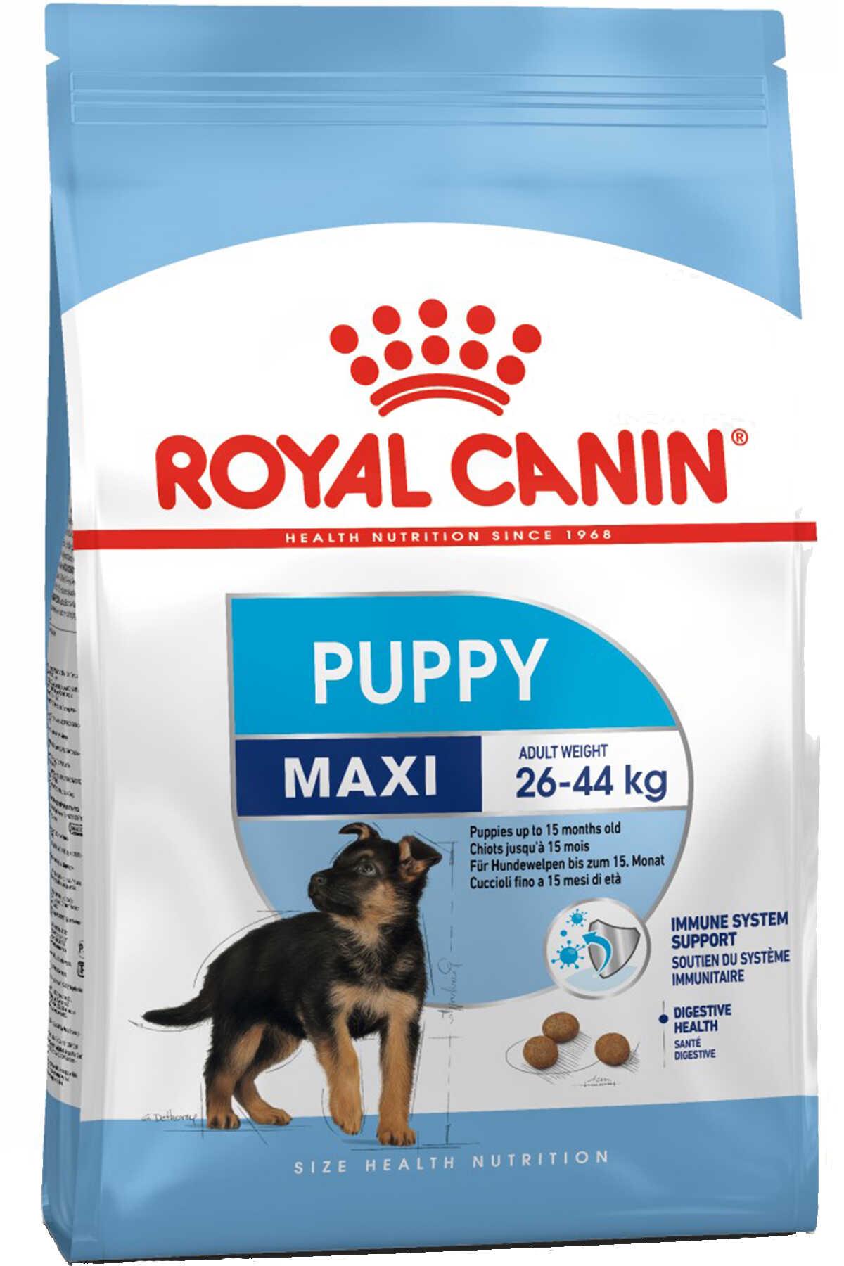 Royal Canin Maxi Puppy Büyük Irk Yavru Köpek Maması 15kg