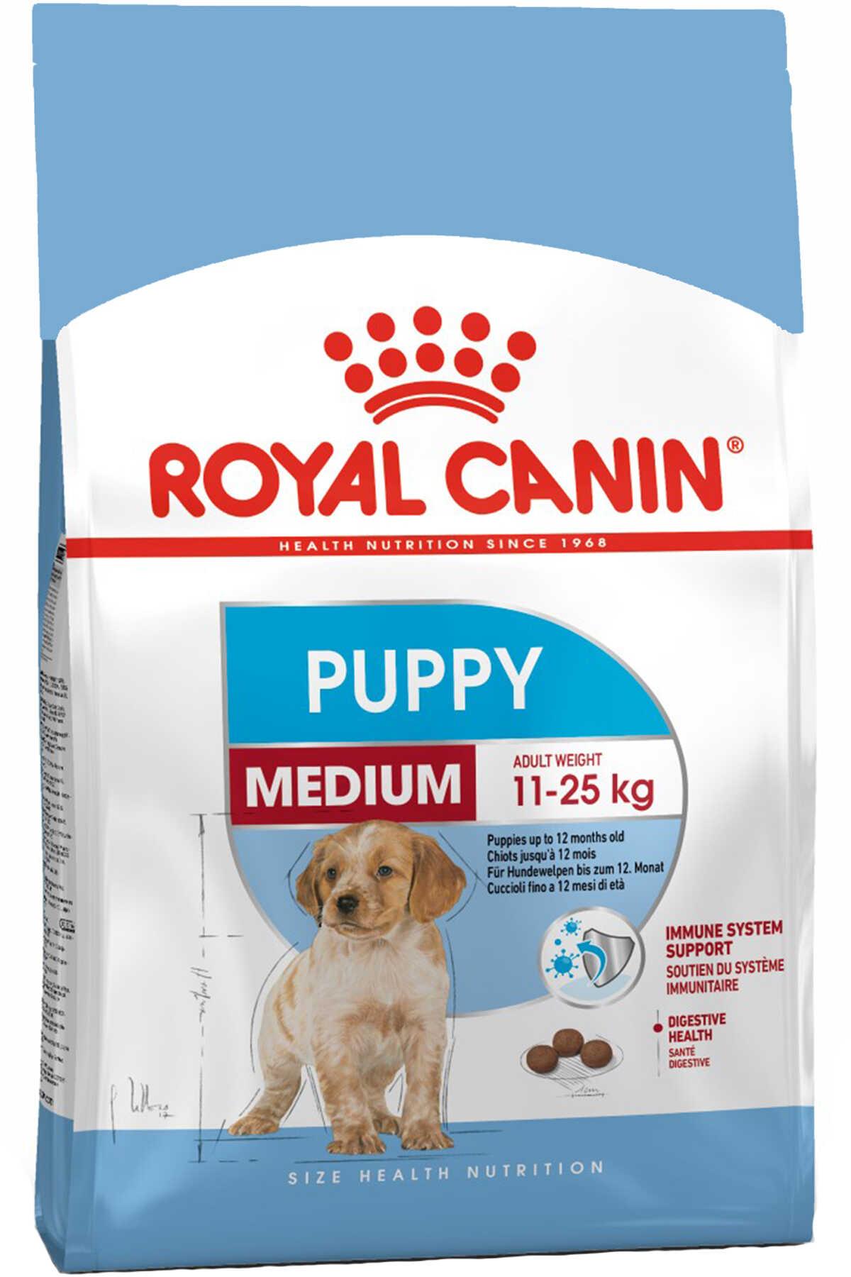 Royal Canin Medium Puppy Orta Irk Yavru Köpek Maması 15kg