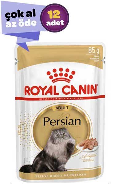 Royal Canin Persian İran Irkı Yetişkin Kedi Konservesi 12x85gr (12li)