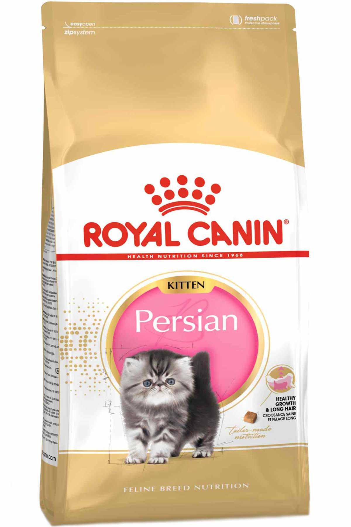 Royal Canin Persian Kitten İran Irkı Yavru Kedi Maması 2kg