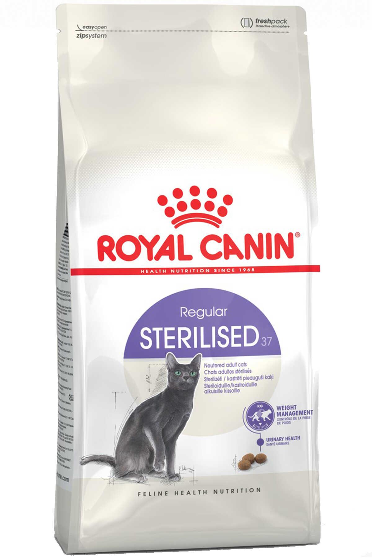Royal Canin Sterilised 37 Kısırlaştırılmış Yetişkin Kedi Maması 10kg
