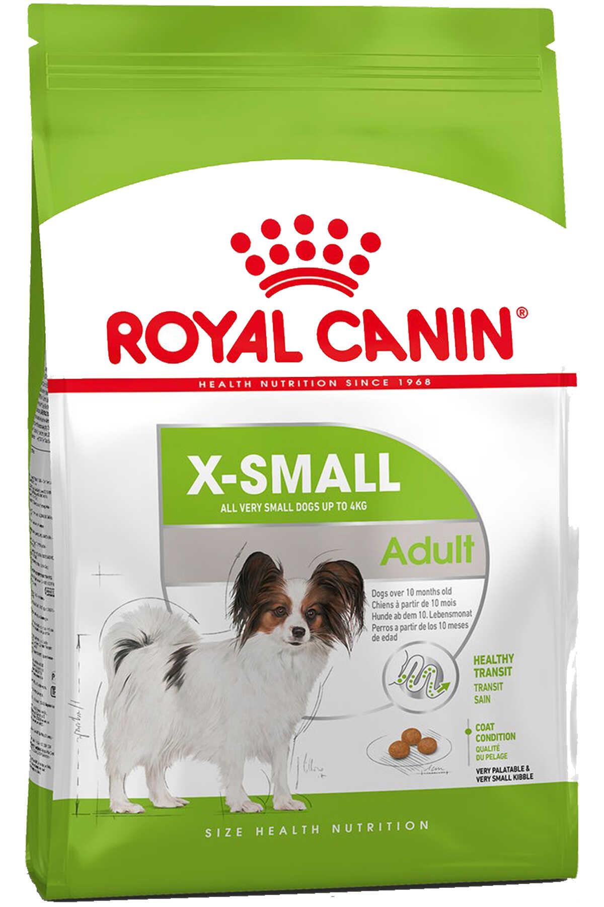Royal Canin XSmall Küçük Irk Yetişkin Köpek Maması 1,5kg