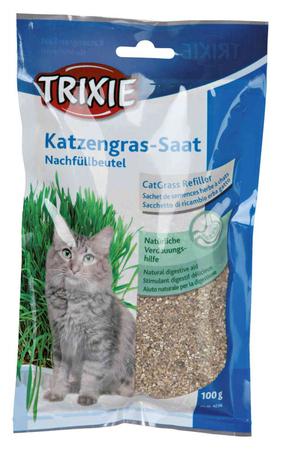 Trixie Kedi Çimi, 100 gr - Thumbnail