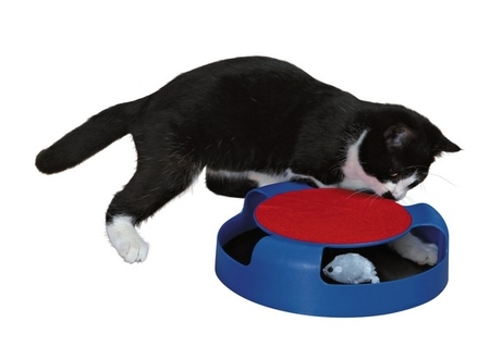 Trixie Kedi Fare Yakala Oyunu 25cm - Thumbnail