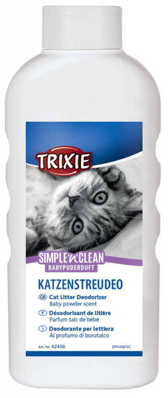 Trixie Kedi Kumu Parfümü (Bebek Pudralı) 750gr