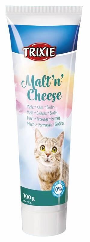 Trixie Peynir Tadında Kedi Maltı 100gr