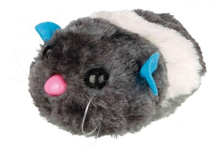 Trixie Kedi Peluş Oyuncağı 7-10cm - Thumbnail