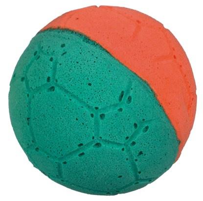 Trixie Kedi Renkli Sünger Oyun Topu 4,3cm - Thumbnail