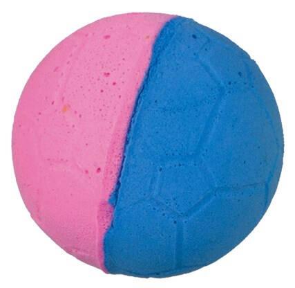 Trixie Kedi Renkli Sünger Oyun Topu 4,3cm