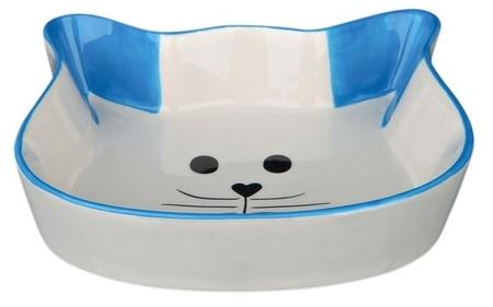Trixie Kedi Seramik Mama Su Kabı, 0,25lt 12cm - Thumbnail