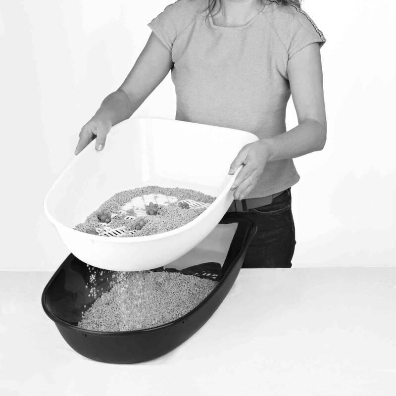 Trixie Elekli Kedi Tuvaleti 47x26x69cm (XL)