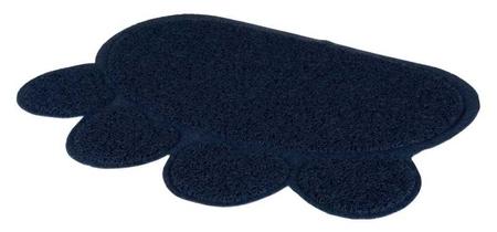 Trixie Kedi Tuvalet Paspası, 60X45cm Lacivert - Thumbnail