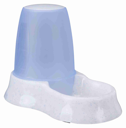 Trixie Plastik Depolu Su ve Mama Kabı 0,6lt - Thumbnail